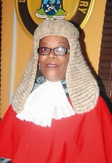 new chief judge lagos state