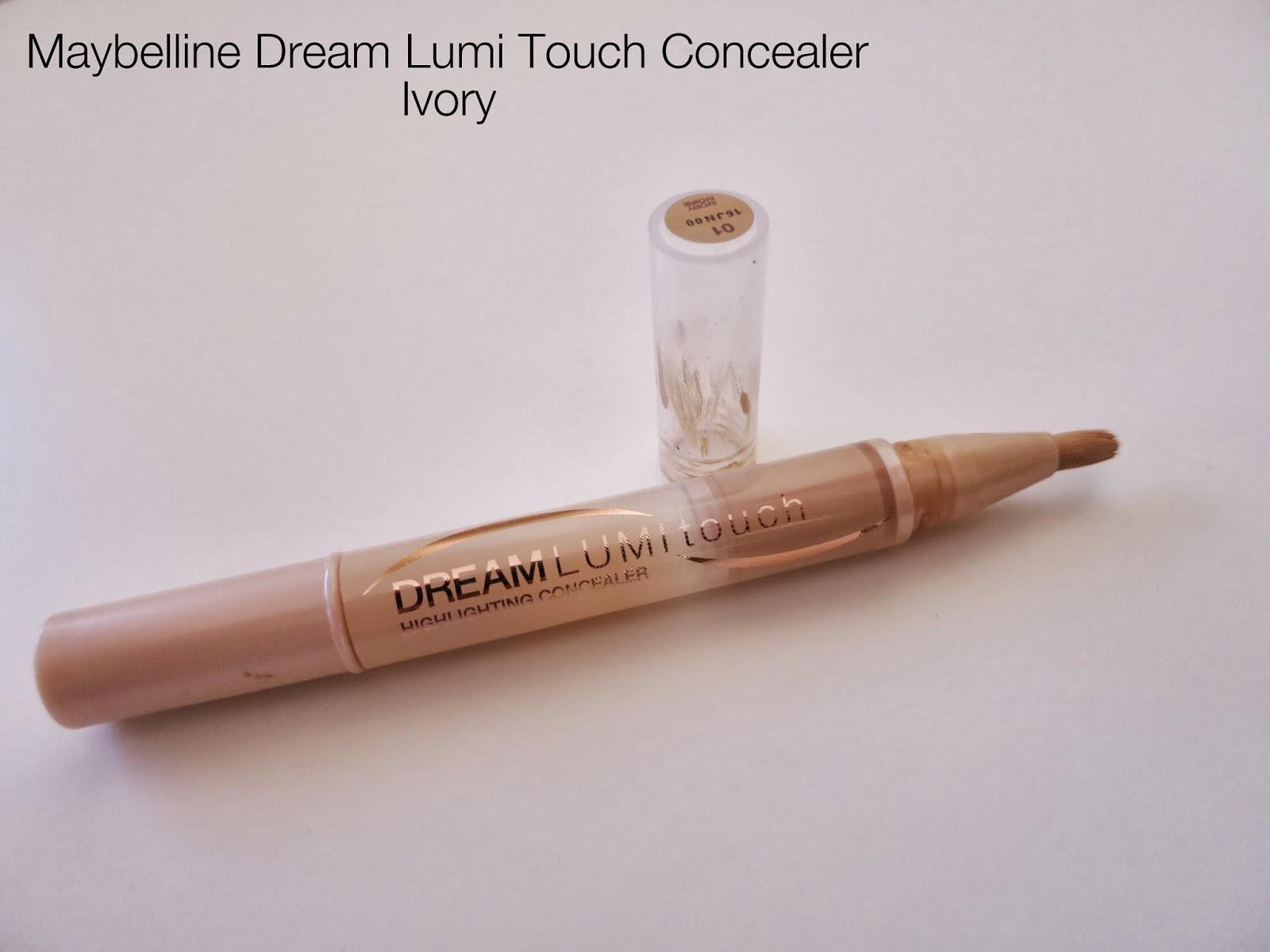 maybelline dream lumi touch concealer, 5 best under eye concealers