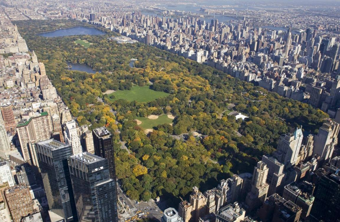 Central park new york city tourist destinations for Towns in new york