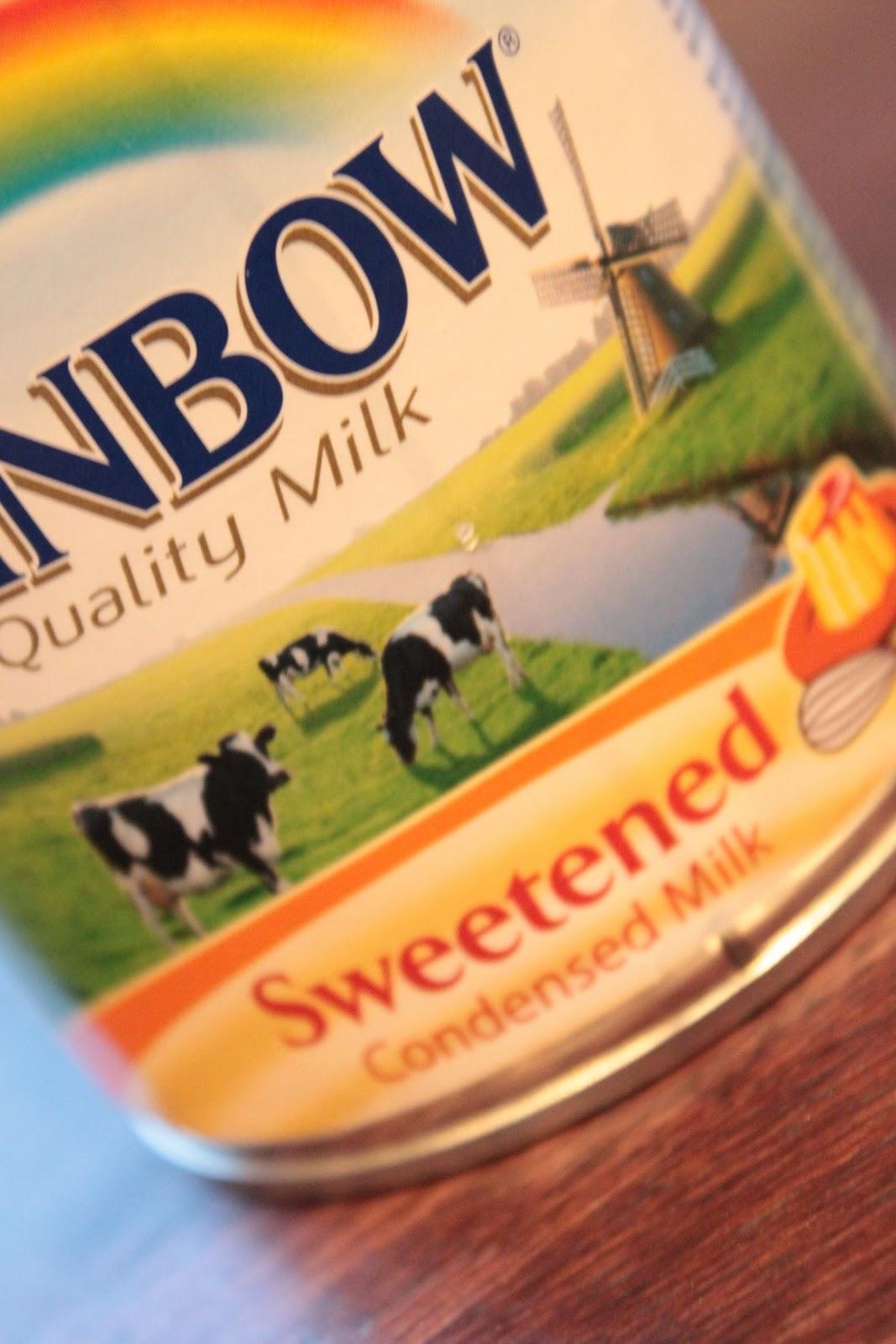 hemmagjord kondenserad mjölk
