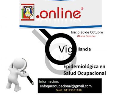Vigilancia, epidemiologica, ocupacional, salud