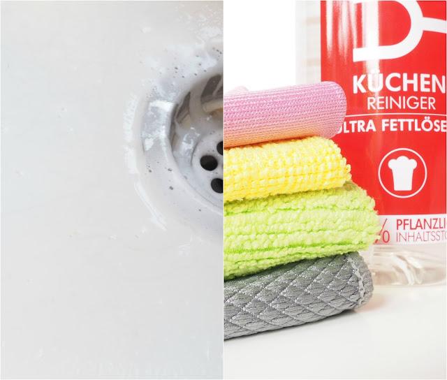 Wie gut putzt der Küchenreiniger von YOU?