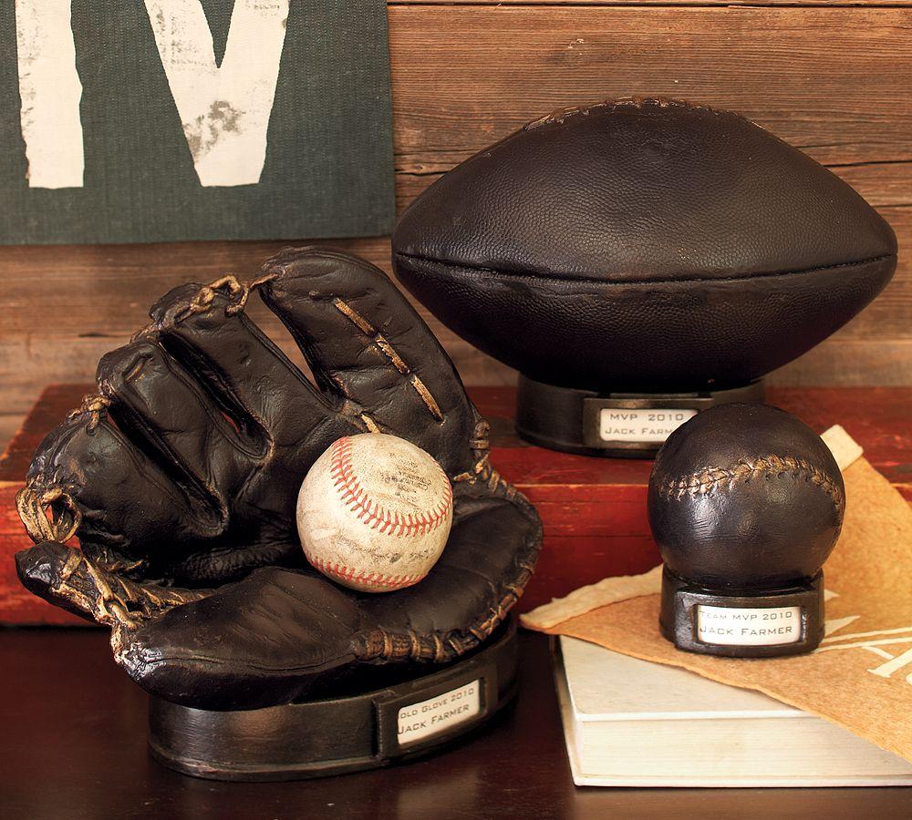 Little Inspirations: Antique Sports Equipment