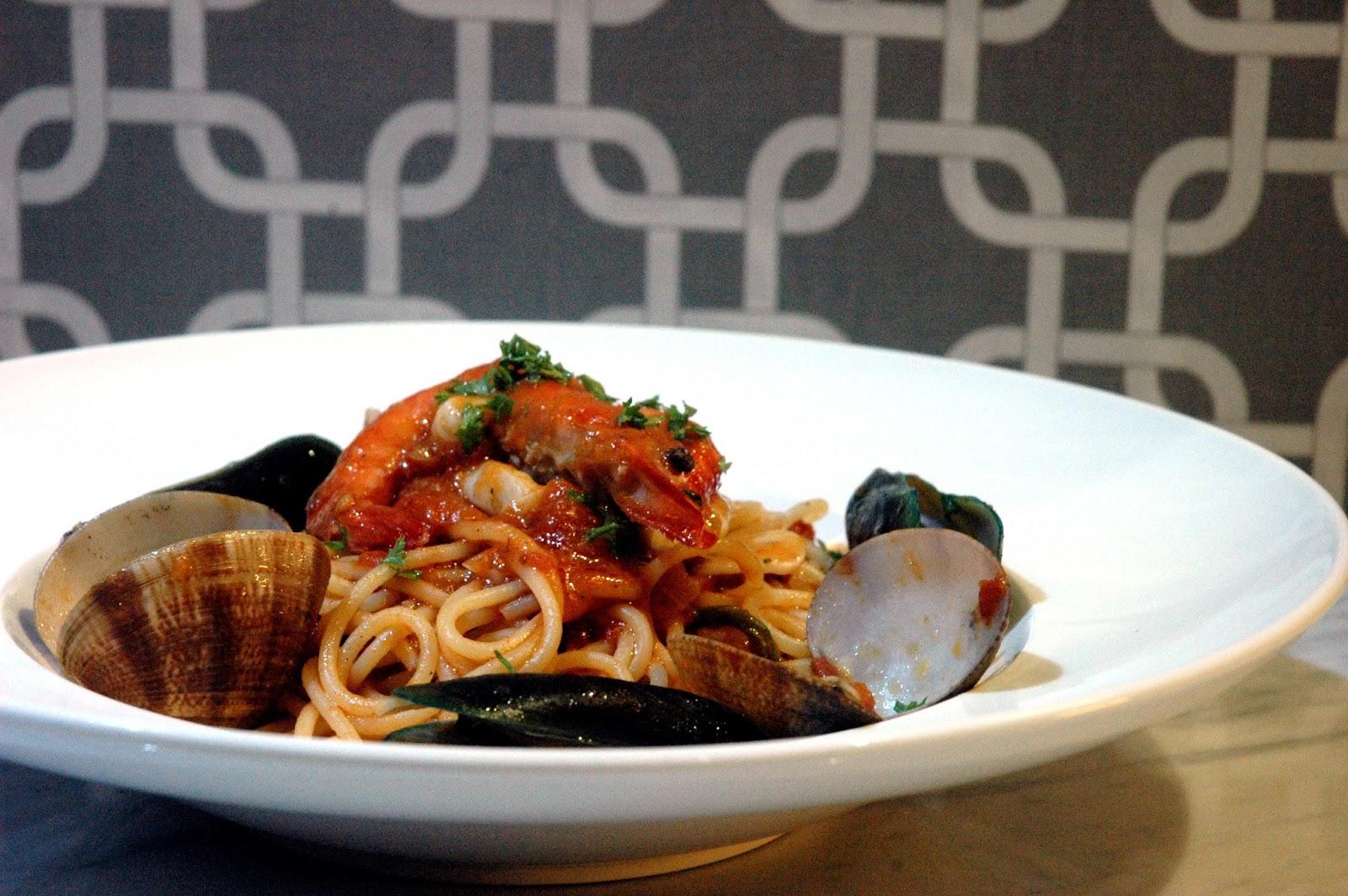 Dude for food authentic italian cuisine at lucia ristorante for Authentic italian cuisine