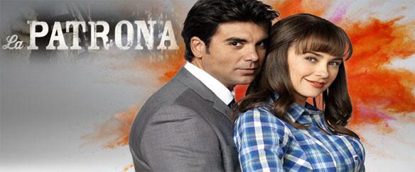 la patrona es la proxima telenovela en idioma espanol que se produce ...