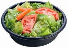 side salad, clean eating, appetizers, weight loss
