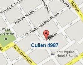 Cullen 4987 - Villa Urquiza -
