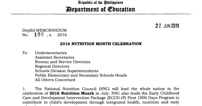 Essay About Nutrition Month Celebration  Valuerespondingml Essay About Nutrition Month Celebration