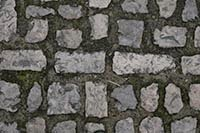 Street stone floor textures
