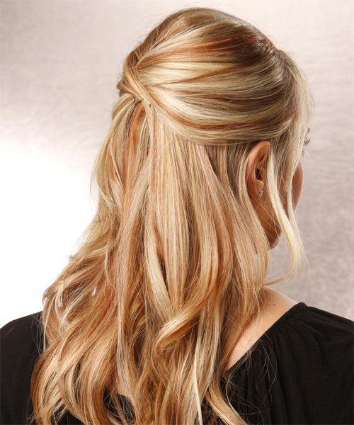 Strawberry blonde highlights video tutorials pmusecretfo Images