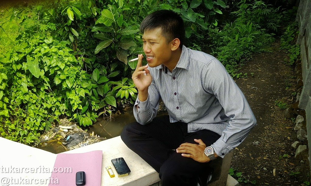 Kebiasaan merokok menurut etika