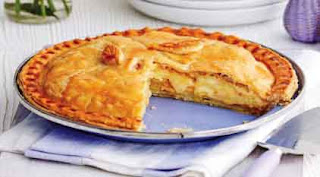 Easy Gruyère and Potato Pie