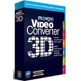 Movavi Video Converter 3D. Плееры. Movavi 3D Media Player. Выб