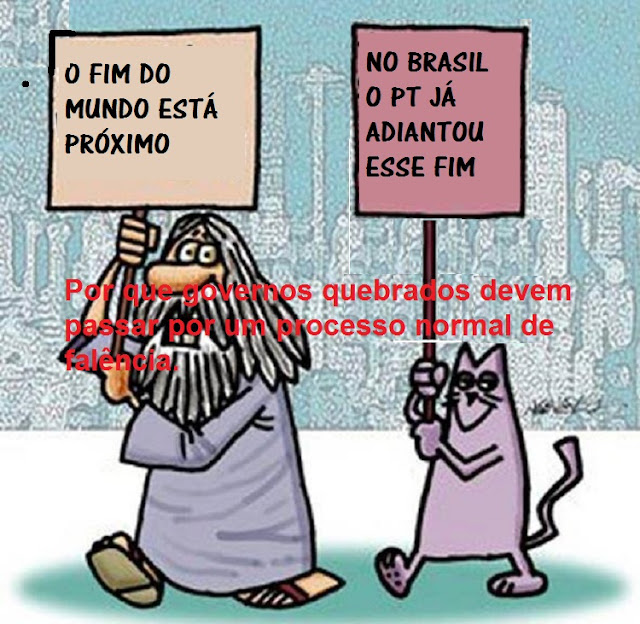 PT FALIU O BRASIL