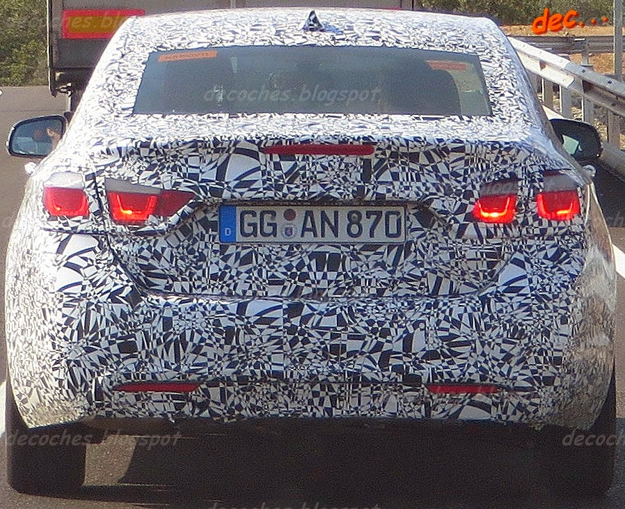 Newest 2016 Chevrolet Cruze Spy Shots