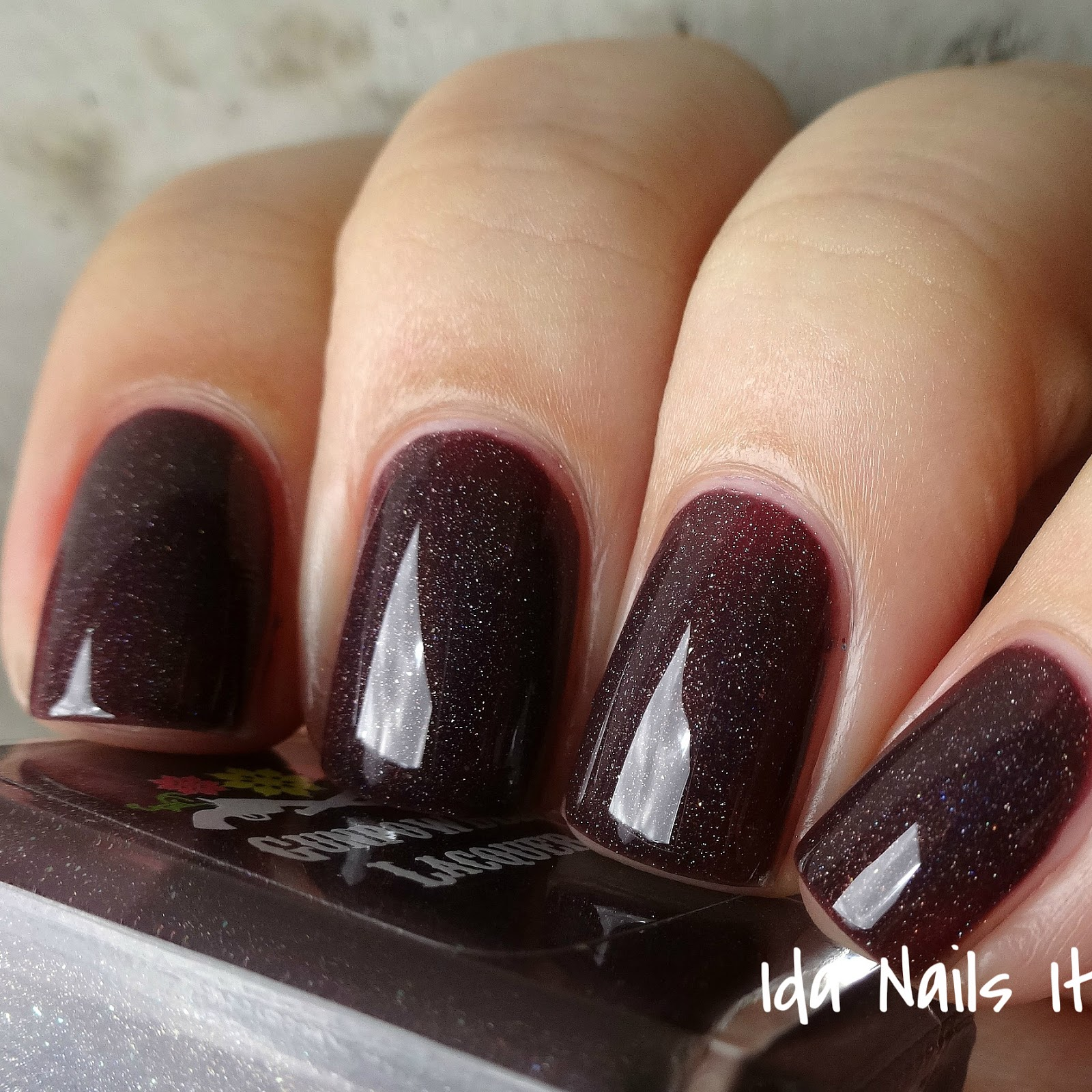 Ida Nails It: Gunpowder Lacquer Wild at Heart Collection: Swatches ...