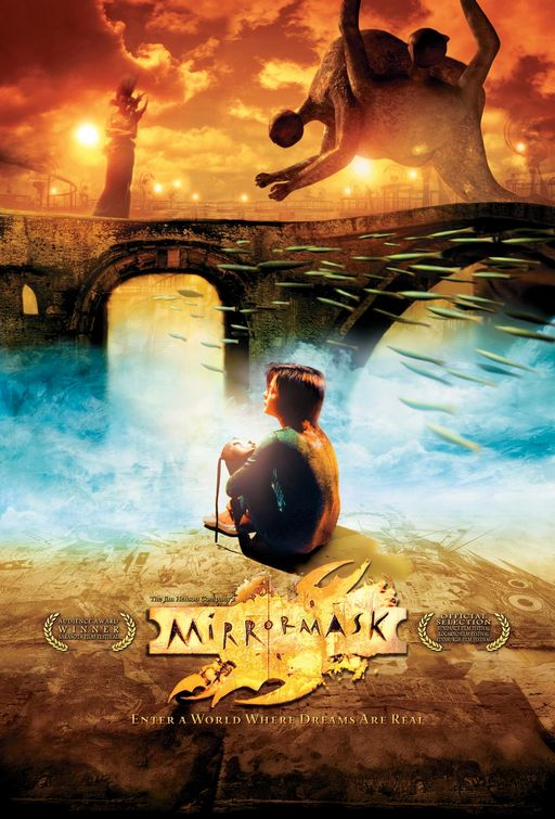 MirrorMask (Mirror Mask) (2005)