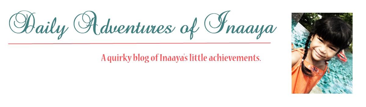 Inaaya's Daily Adventures