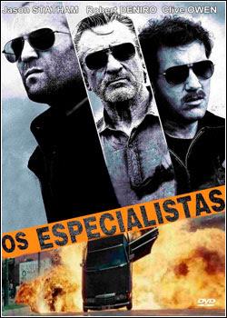 Filme Poster Os Especialistas R5 XviD Dual Audio & RMVB Dublado