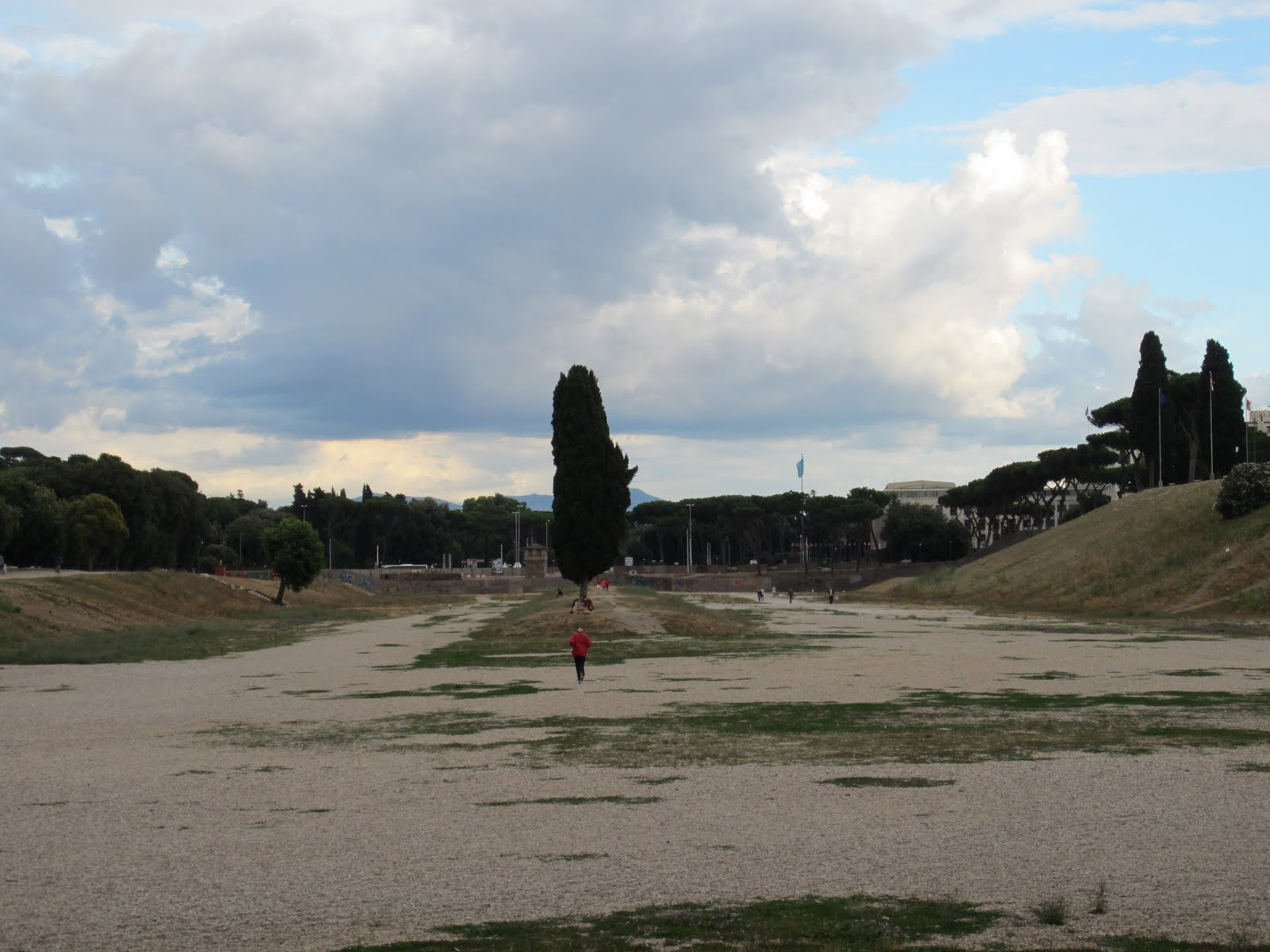 why was the circus maximus built