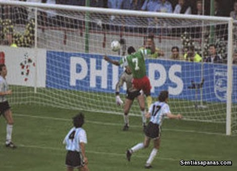Cameroon 1 Argentina 0 (1990)