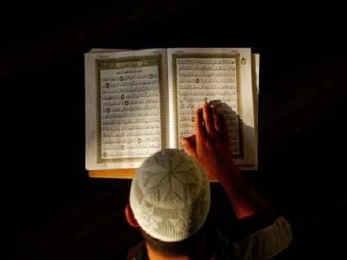 Baca Quran - ilustrasi waspada.co.id