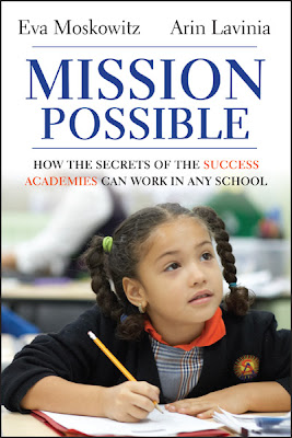 Cover of Mission Possible: How the Secrets of the Success Academies Can Work in Any School