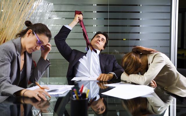 Пять видов страха на работе и четыре способа борьбы с ними практическое применение