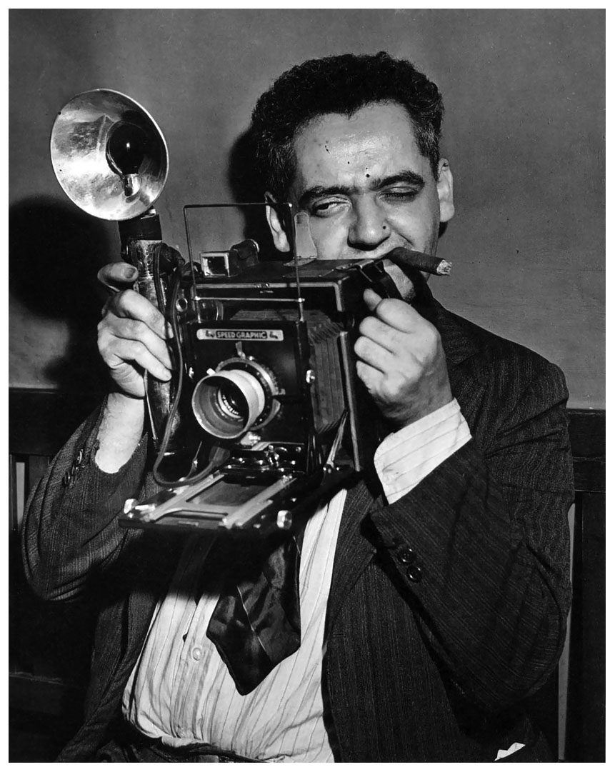the life and works of weegee an american photographer Weegee (new york tabloid photographer arthur fellig) 1,537 words in a very good jewish film about depression-era irish american gangsters, road to perdition (2002), english actor jude law played a creepy irish crime photographer-cum-hit man named harlen maguire.