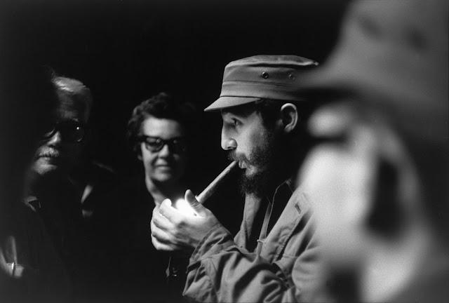 Castro en el Teatro Chaplin