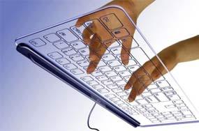 Keyboard Tanpa Tombol Huruf, Unik atau Aneh?