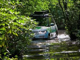 Range Rover sport image