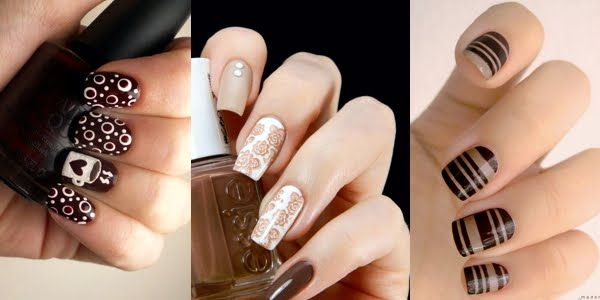 Time For A Coffee On Your Nails Omg Love Beauty