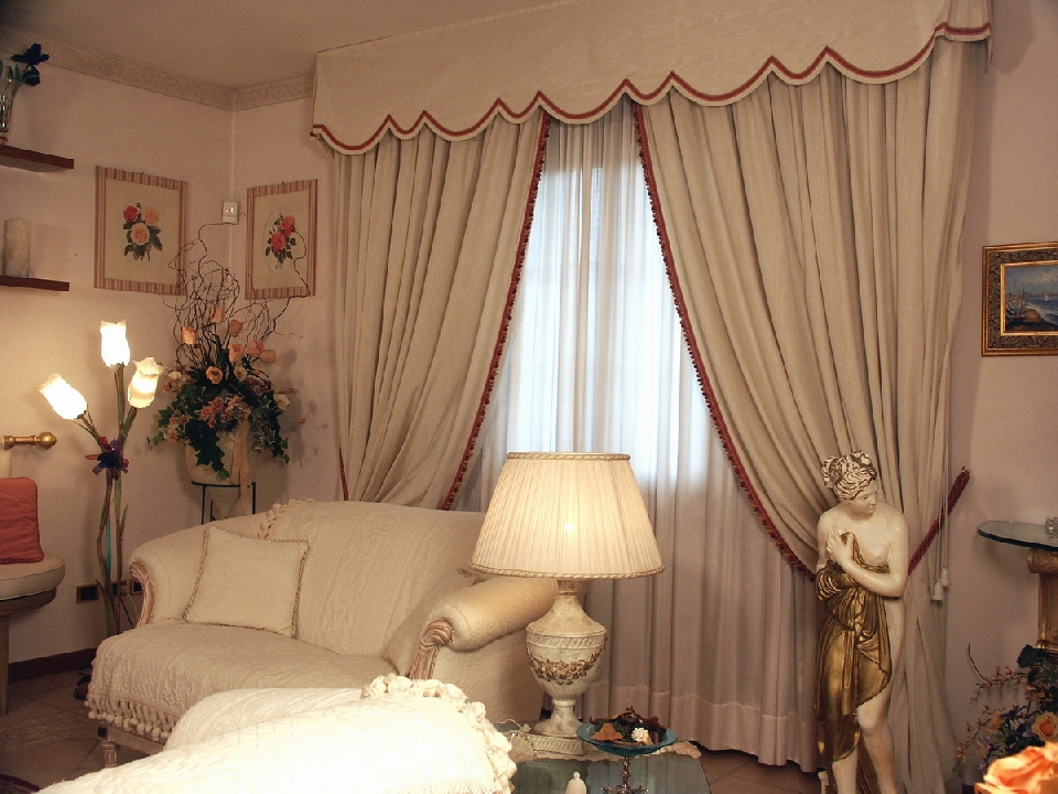 Cortinas para sala elegantes car interior design for Decoracion salas clasicas elegantes