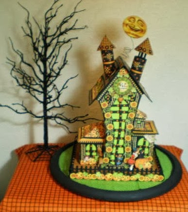 Halloween House 2014