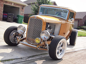 My 1932 Ford Five Window Coupe