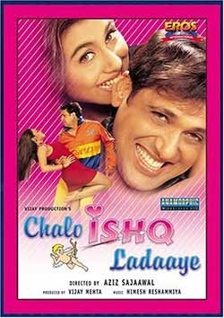 Chalo Ishq Ladaaye 2002 Bollywood Hindi 300MB DVDRip 480p