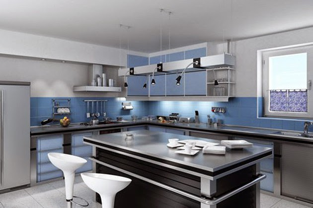 cocinas modernas diseño