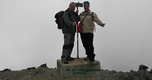Pic Alt de Comapedrosa 2.946m.