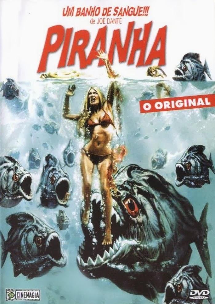 Piranha – Dublado (1978)
