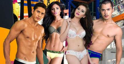 The Hot Men and Women of Bench Body for Bench Summer 2013 Campaign