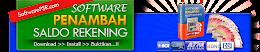Software Penambah Saldo Rekening Anda