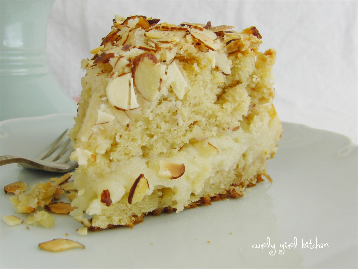Solo Almond Paste Cake Recipe