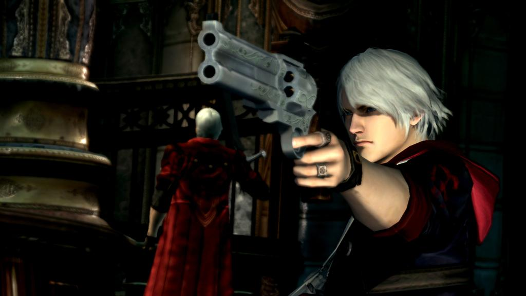 Devil May Cry HD & Widescreen Wallpaper 0.43730888450942