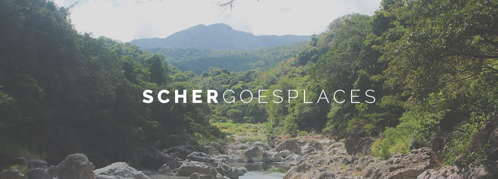 Scher Goes Places ♥