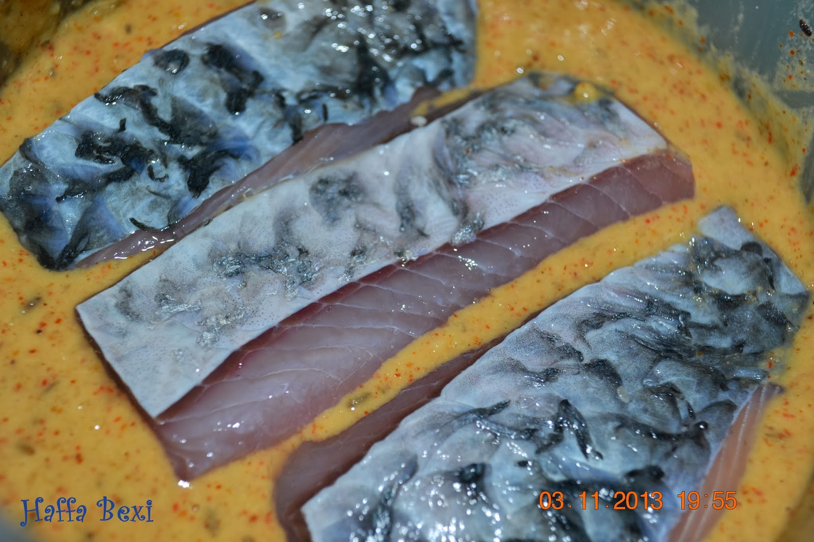 Speedy fried fish rahu haffa 39 s kitchen adventures for Fish batter for pan frying