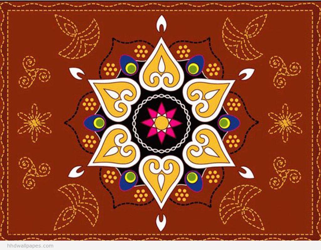 Foundation dezin decor when dezin hugs traditions for Door rangoli design images new