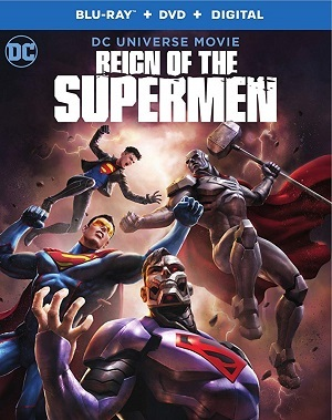 Reino do Superman - Legendado Filmes Torrent Download capa