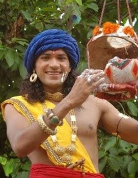 profil pemeran kejayaan mahabharata