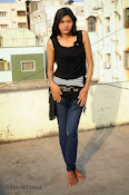 New actress Sneha Tagore Photo Shoot-thumbnail-7
